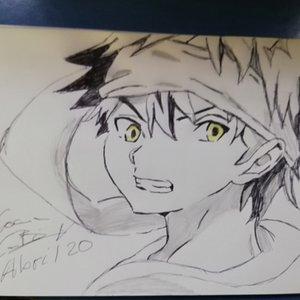 Dibujando a Soma (Shokugeki no Soma)