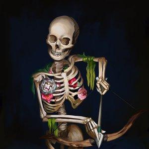 Esqueleto de minecraft