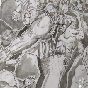 La batalla de greiskull