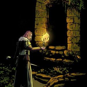 Ilustracion de Fantasia medieval para Ryan Strom.