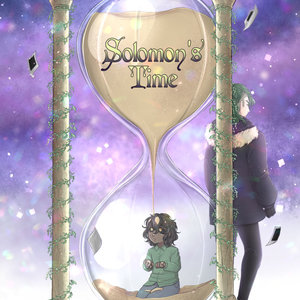 Solomon's Time - Webtoon Short Story Contest