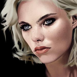 Retrato de Julia Almendra