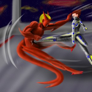 SOSFFI presenta a: NAHAY vs un aliens...!