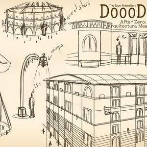 TIA Dooodles Megalia City 1