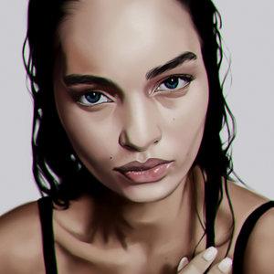 Retrato de Luma Grothe