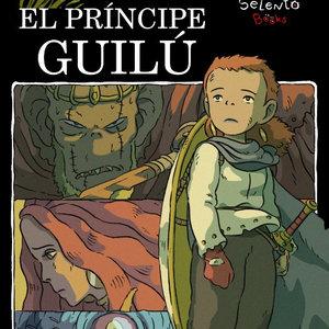 El Principe Guilú (portada del libro)