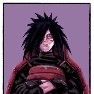 Madara Uchiha Naruto Shippuden