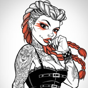 Loba pin up