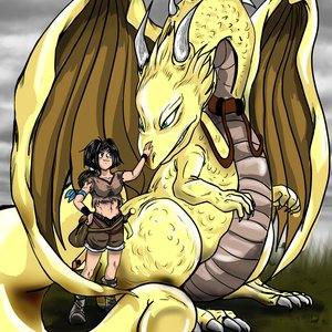 Adianali de Geelmour. Jinete de Dragones.