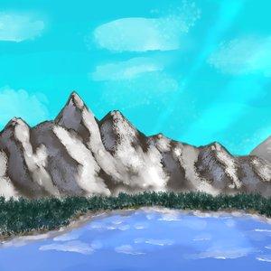 practicando el paisaje