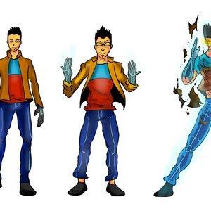 Diseño personaje #1