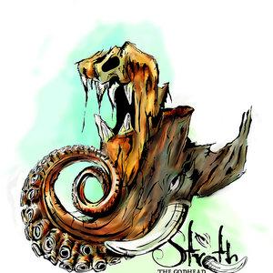 the godhead Stroth... retro
