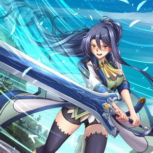 Larua S. Arseid - Radiant Swordswoman