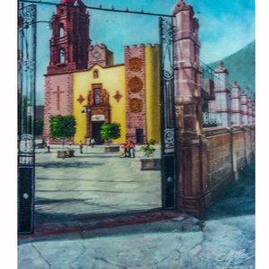 PAISAJE DE YURÉCUARO 1999