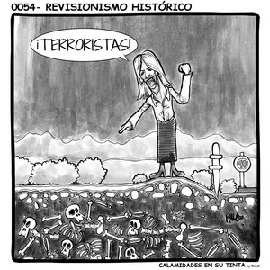 Viñeta 0054- Revisionismo histórico