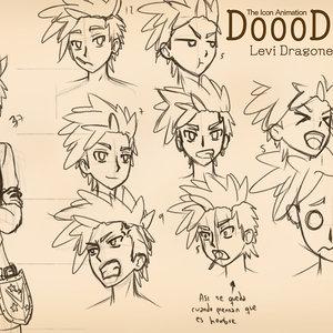 TIA Dooodles Levi Dragonetti 1