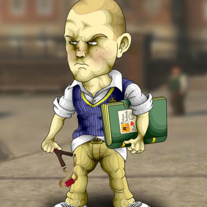 Jimmy Hopkins (Bully)