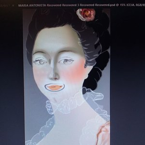 Mi Maria Antonieta ( Algunos pasos )