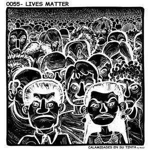 Viñeta 0055- Lives matter