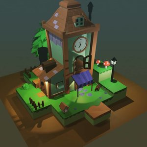 Casa Estilo RPG