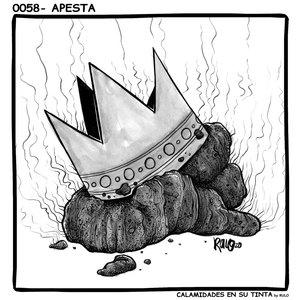 Viñeta 0058- Apesta