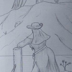 La monja vaquera