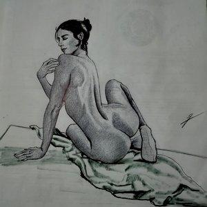 Arte con boligrafo
