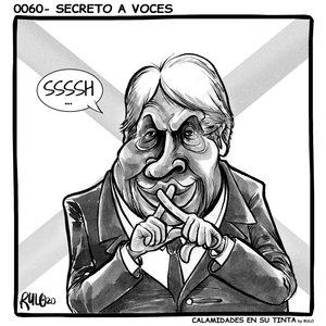 Viñeta 0060- Secreto a voces