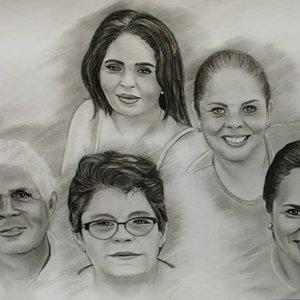 Familia Retrato (2020)