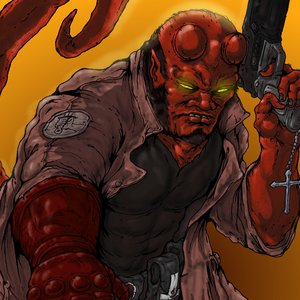 HELLBOY - Fan Art