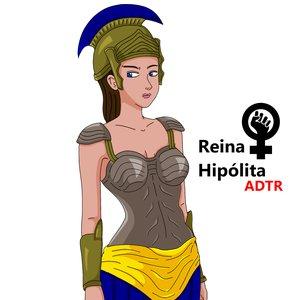Reina Hipólita la reina de las Amazonas