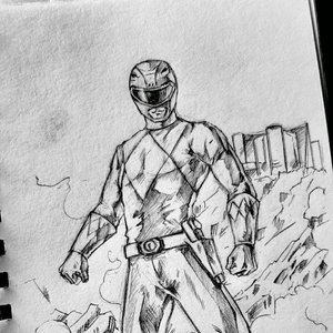 El Red Ranger