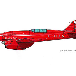 De Havilland DH.88 Comet
