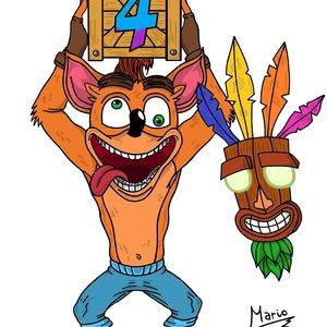 ¡Nuevo Crash Bandicoot!