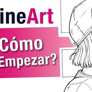 Cómo hacer lineart / Entintar mis dibujos