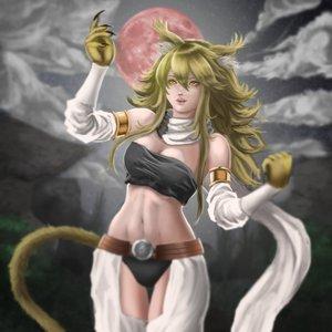 fan art - Leone - Akame ga kill