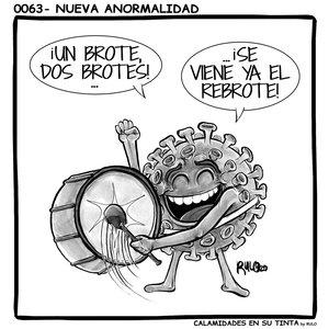 Viñeta 0063- Nueva anormalidad