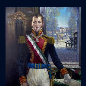 D. AGUSTÍN DE ITURBIDE, de visita en Yurécuaro, Mich. en 1821