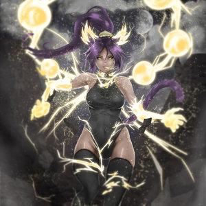 fan art - Yoruichi - bleach