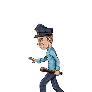 Policia base