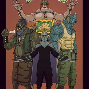 tortugas ninja villanos