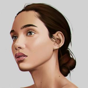 Retrato de mujer (Julio 2020)