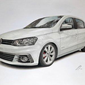 Volkswagen Gol Trend G7