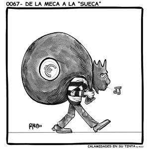 Viñeta 0067- De la Meca a la
