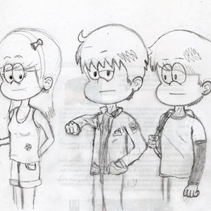 personajes cartoon