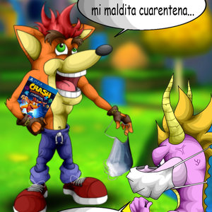 Crash Bandicoot & Spyro The Dragon