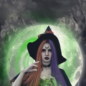Bruja bruma verde