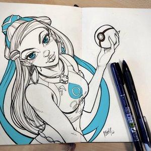 Nessa sketch
