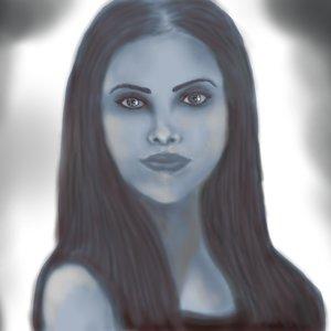 El fantasma de la mujer que camina