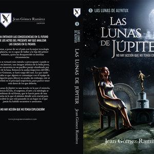 Arte de tapa - Las Lunas de Jupiter
